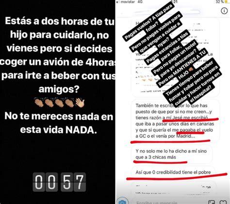 "Aurah Ruiz estalla de nuevo contra Jesé: ""Tu bebé ..."