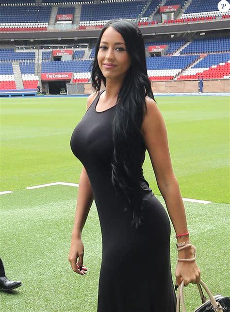 Aurah Ruiz, la compagne de Jesé Rodriguez au Parc des ...