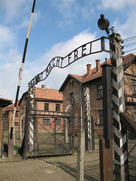 Auschwitz Birkenau German Nazi Concentration and ...