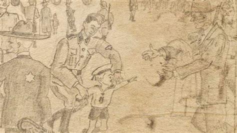 Auschwitz expone el arte póstumo que realizaban a ...