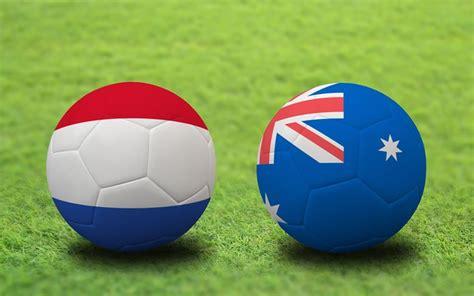Australia vs Holanda en vivo por internet, Mundial Brasil 2014
