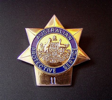 Australian Commonwealth and Federal Police.