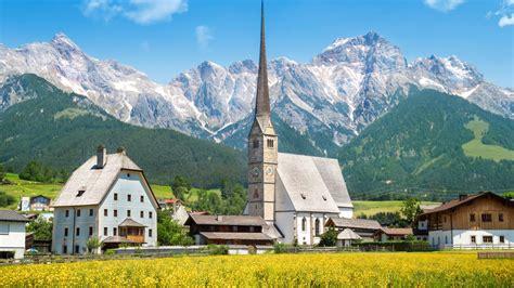 Austria   Summer Holidays to Austria   Lakes and Mountains ...