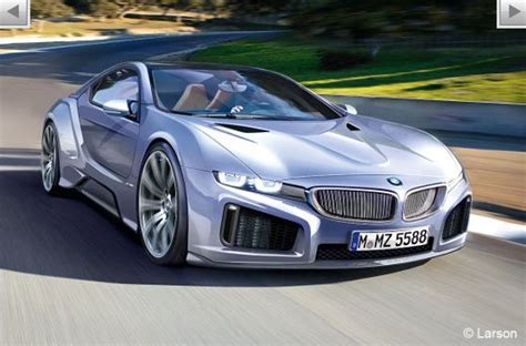 AutoBild: Production version BMW Vision EfficientDynamics ...