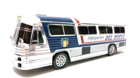 Autobus Dina Olimpico (peinado) Transportes Del Norte 1:43 ...