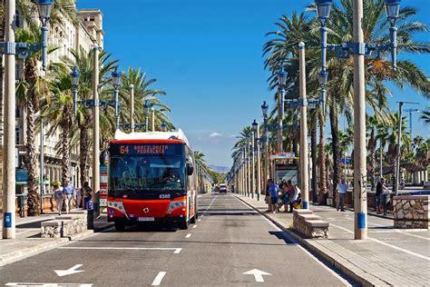 Autobús urbano Barcelona, precio, líneas, horario y mapa ...