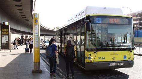Autobuses   Aeropuerto de Madrid Barajas   Aeropuertos.Net