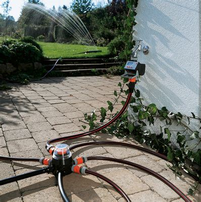 Automatic Water Distributor - Automatic watering control
