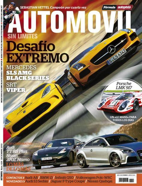 Automóvil 429: Contenidos y sumario de la revista ...