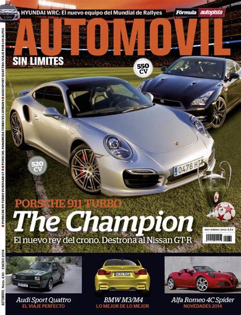 AUTOMÓVIL 430: Contenidos y sumario de la revista ...