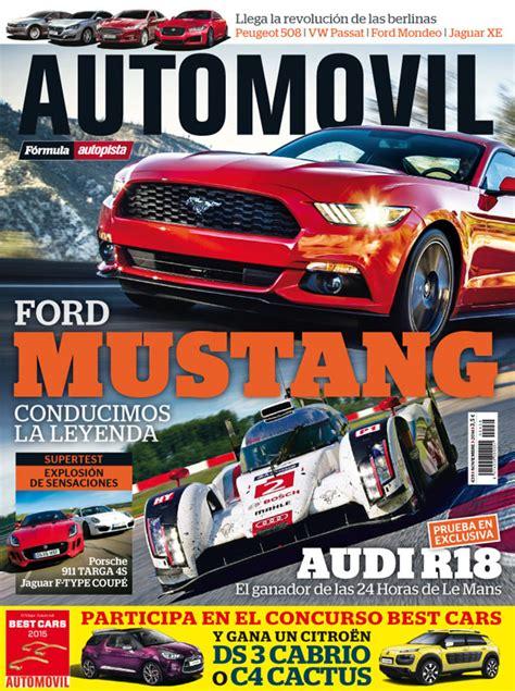 AUTOMÓVIL 439: Contenidos y sumario de la revista ...