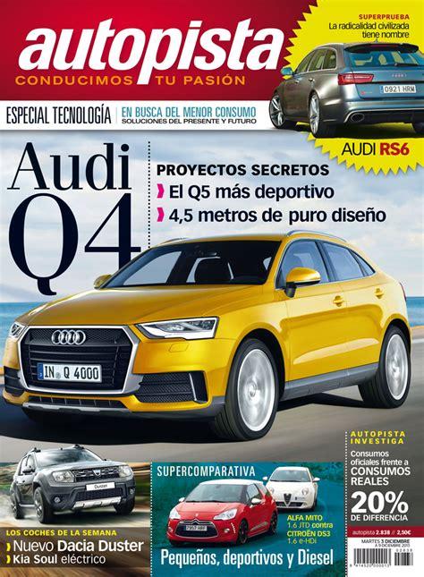 Autopista 2.838: contenidos y sumario de la revista ...