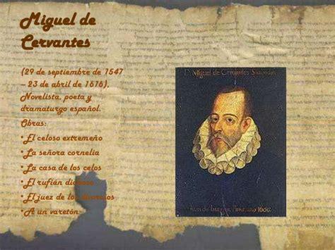 Autores de la literatura renacentista