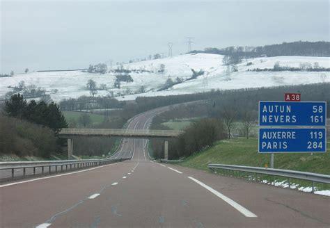 Autoroute A38  France  — Wikipédia