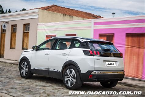 Avaliação: Peugeot 3008 2019, ainda mais completo   BlogAuto