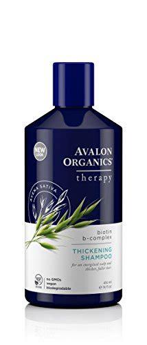 Avalon Organics Thickening Shampoo Review