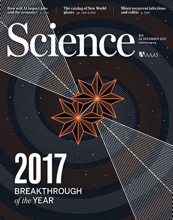 Avances y descubrimientos científicos en 2017 ~ Solos ...