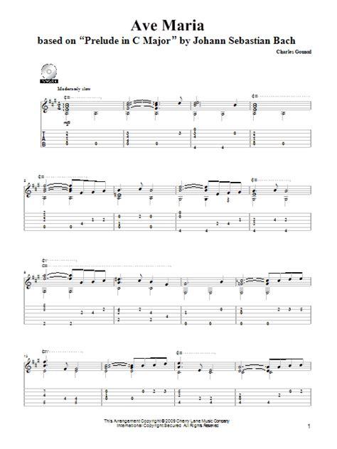 Ave Maria Guitar Tab by Charles Gounod (Guitar Tab – 82802)