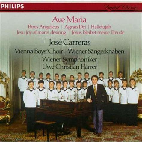 Ave maria: jose carreras de Händel/Franck/Stradella ...
