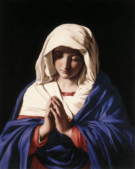 Ave Maria, Plena Gratia! | andrewcusack.com