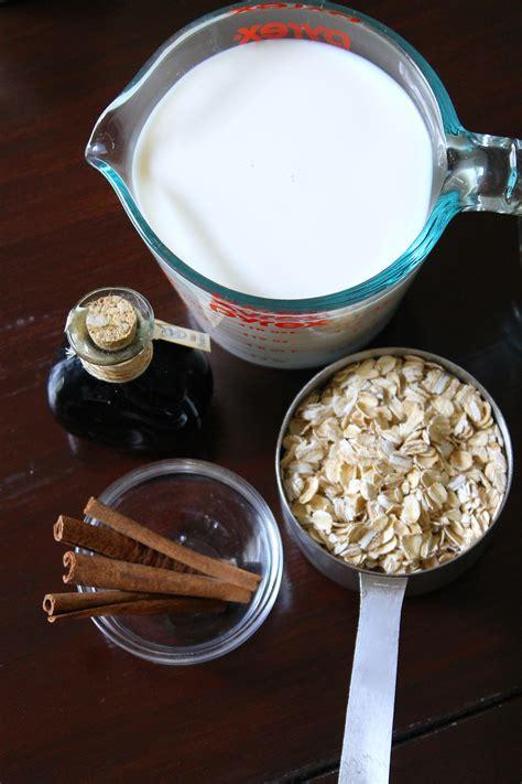 Avena con leche y canela - SAVOIR FAIRE by enrilemoine