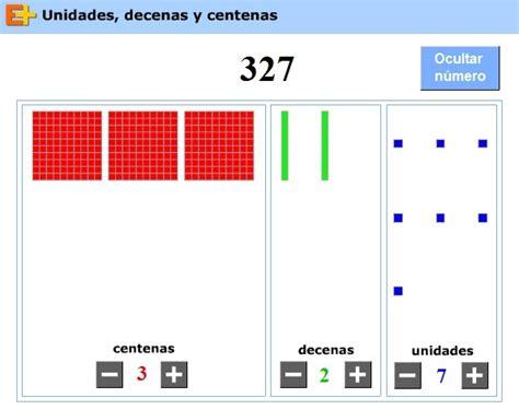 AVENTURAS DE PRIMARIA: UNIDADES, DECENAS Y CENTENAS