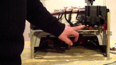 Averia caldera: Video tutorial, sustitucion llave llenado ...