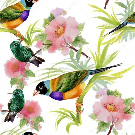 Aves tropicales — Fotos de Stock © Kostan-PROFF #50498417