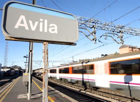 Ávila - Madrid: nuevos trenes y horarios de Media ...