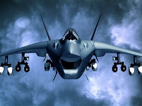 Avión de combate Wallpaper HD fondos de pantalla gratis