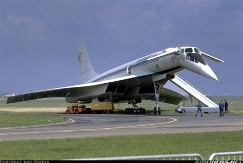 Avion Sovietico Supersonico de pasajeros   Imágenes   Taringa!
