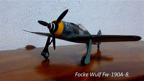 Aviones de combate de la segunda guerra mundial Altaya 1 ...