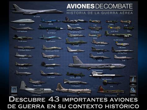 Aviones de combate: historia de la guerra aérea - App Store