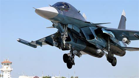 Aviones de combate rusos comienzan a destruir los ...