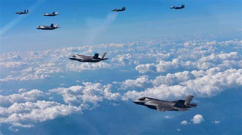 Aviones de guerra de Estados Unidos sobrevolaron Corea del ...