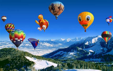 Awesome Hot Air Balloon High Definition Wallpapers   All ...