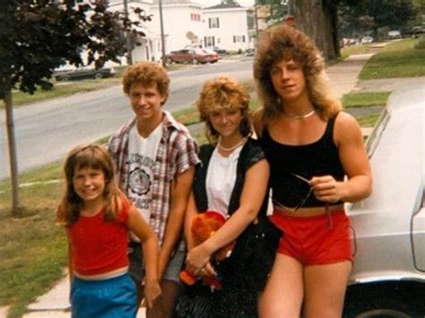 Awkward '80s: Big hair and wild style - TODAY.com