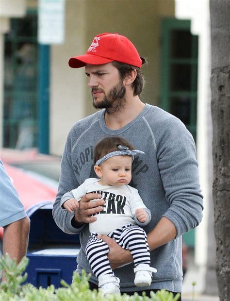 Aww dorable! See Photos Of Mila Kunis And Ashton Kutcher's ...