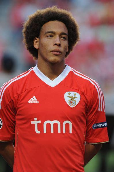 Axel Witsel Pictures - SL Benfica v FC Twente - UEFA ...