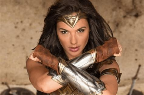 Axilas de Gal Gadot en 'Mujer Maravilla' causan debate