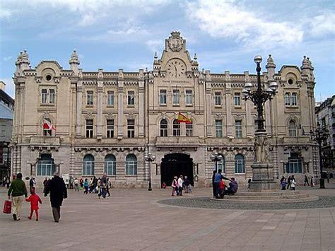 Ayuntamiento de Santander, Cantabria.