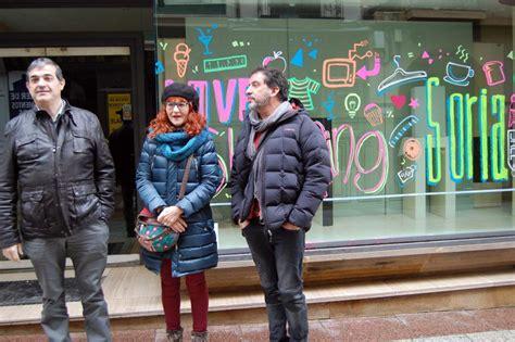 Ayuntamiento de Soria   'Escaparates con arte' moviliza a ...