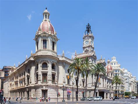 AYUNTAMIENTO DE VALENCIA - Touristing Valencia