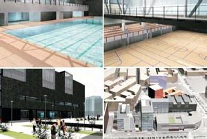 Ayuntamiento de Zaragoza. Urbanismo. Arquitectura