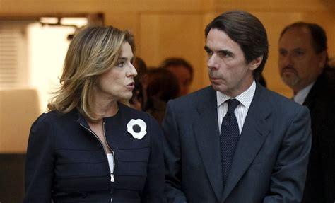 Aznar, clave en el adiós de Botella - Libertad Digital