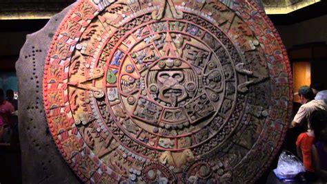 Aztec Calendar - EPCOT Mexico Pavilion - Cool Color Fade ...