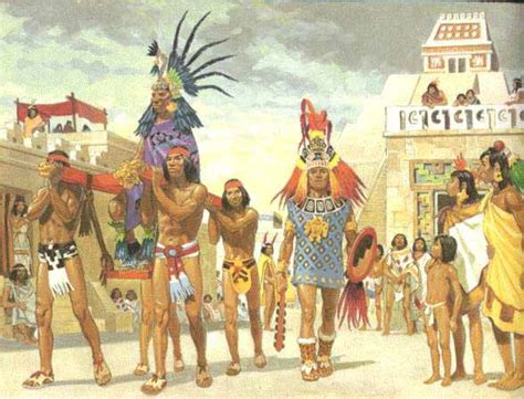 Aztec Culture and Society - Crystalinks