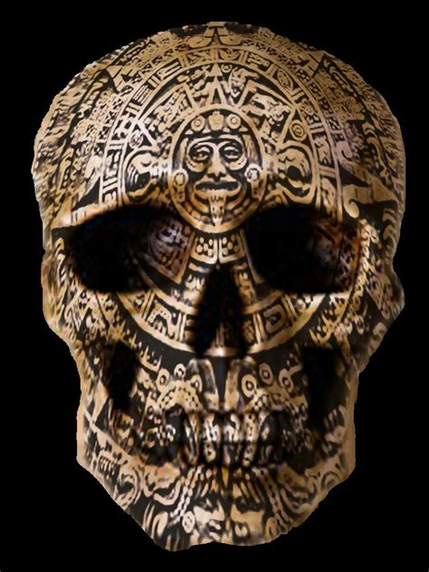 Aztec Skulls Drawings | www.imgkid.com - The Image Kid Has It!