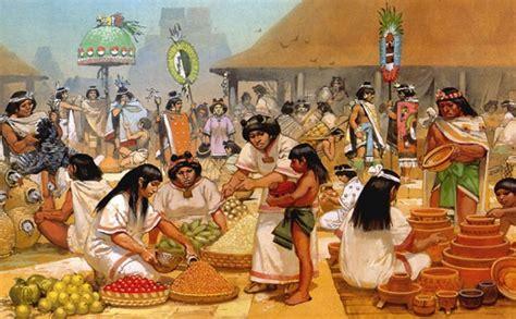Aztecas: Economía | SocialHizo