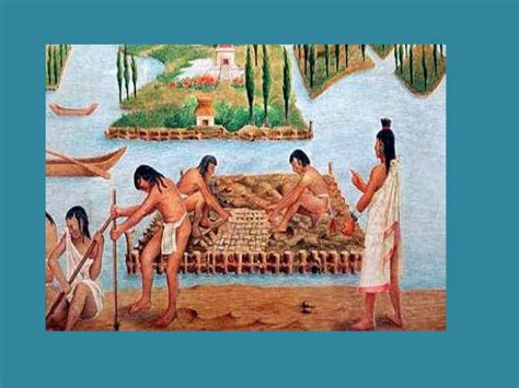 Aztecas economia y sociedad